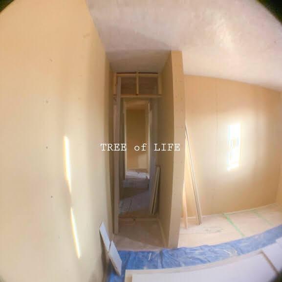 2階洋室→廊下