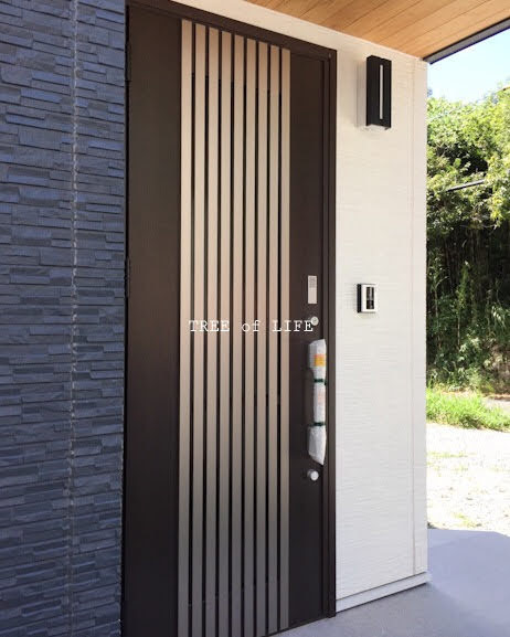 玄関(外) ドア:LIXIL/ジエスタ
