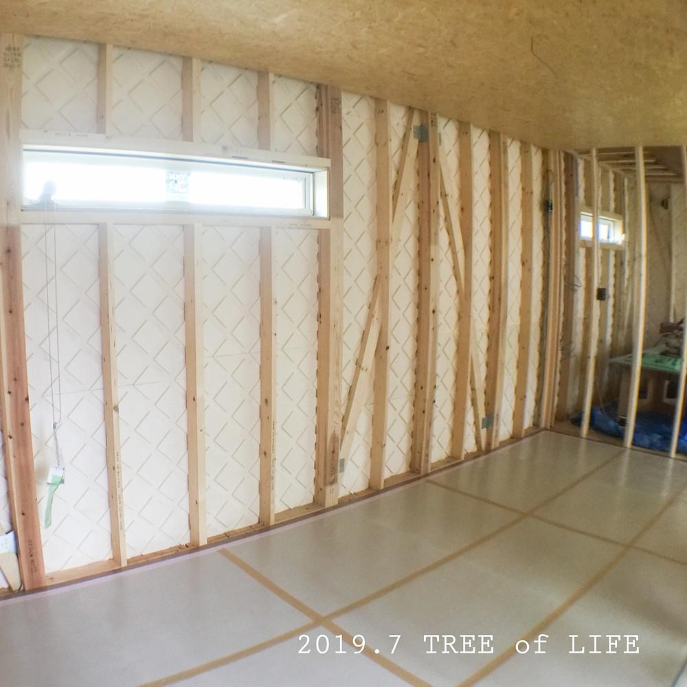 2階洋室|無垢の木の家|クリエイティブAG|磐田市