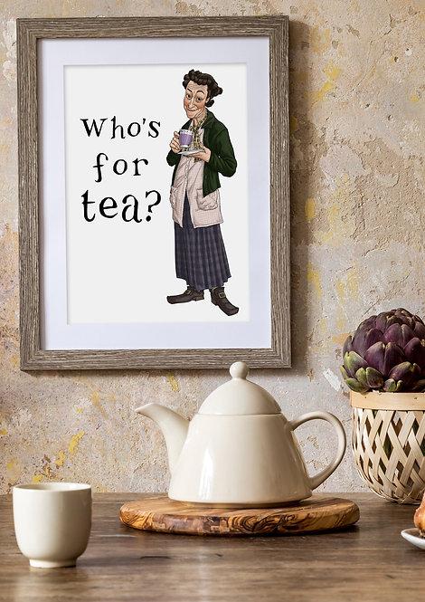 Mrs Doyle Quote Prints