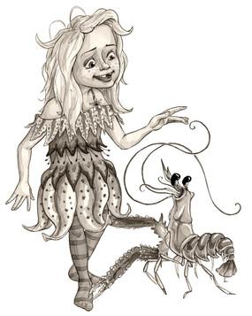 Tig and Langousteenie