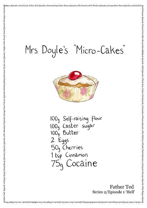 Mrs Doyle's Microcakes