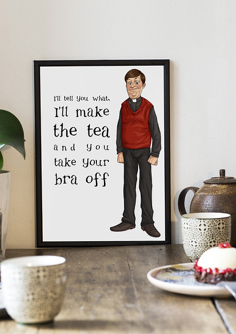 Dougal Quote Prints