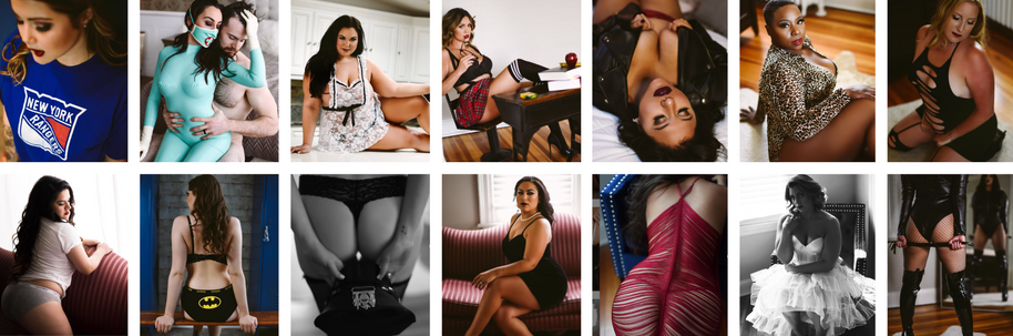 Boudoir Outfits for All Bodies