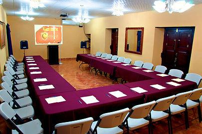 Salón de Eventos Hotel Camelot | San Miguel, El Salvador