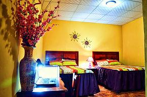 Habitación Doble Hotel Camelot   San Miguel, El Salvador