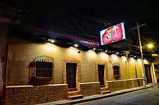 Fachada Hotel Camelot | San Miguel El Salvador