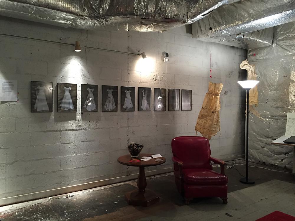 Corvallis Advocate Loft space