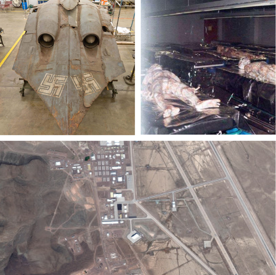Roswell Crash at Area 51: Was It Really The Russians?