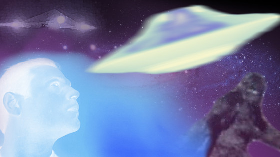 The UFO As My Therapy