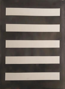 AC-24 White stripes on Charcoal canvas.jpg
