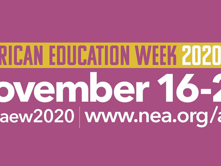 Celebrating American Education Week