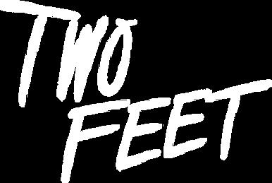 Two Feet Logo