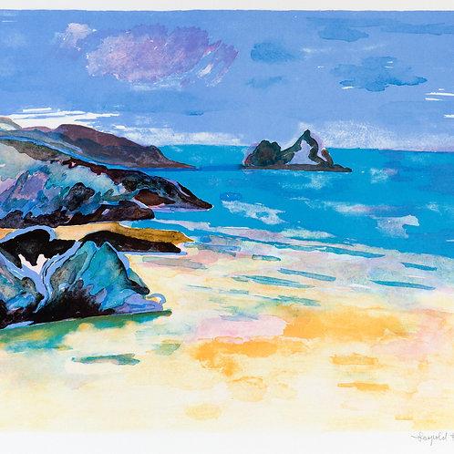 Stranden, Leopold Fare