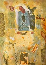 Helmtrud Nyström litografi