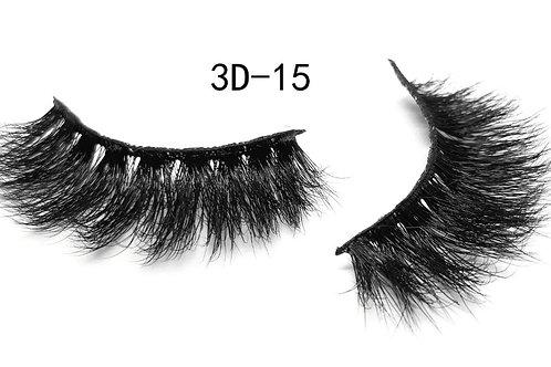 3D Premium Mink Lashes