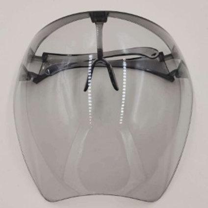 Gray Tint Protective Face Shield