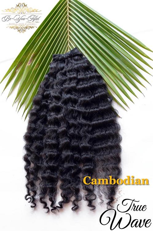 Cambodian Curl