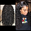 Thumbnail: Premium Curly Lace Wig- 150% Density