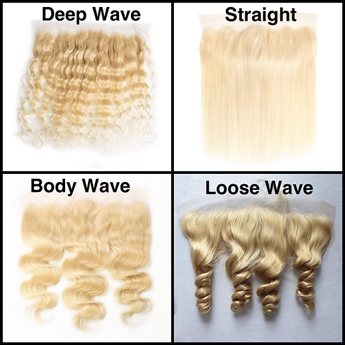 *613 - Blonde Lace Frontals
