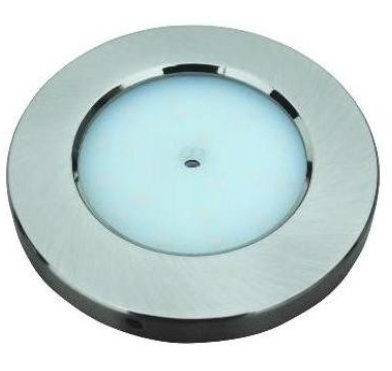 LED C18 DIFFUSED FLAT 3W SURFACE MOUNT PUCK LIGHT