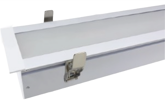 4FT RECESSED MOUNT SLIM LED LUMINAIRE