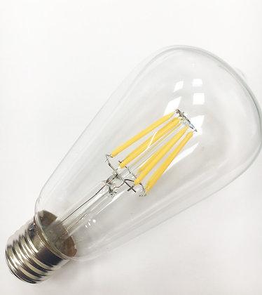 LED FILAMENT BULB - 8W