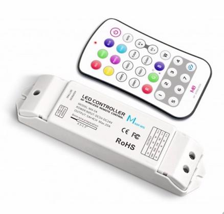 LTECH M8 RGB+W CONTROLLER