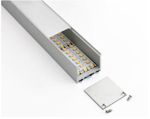 LED ALUMINUM FIXTURE - LP3535