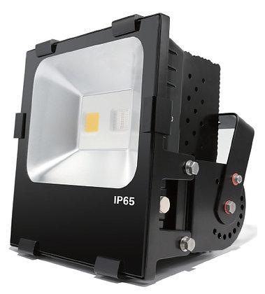 LED FLOOD LIGHT - 190W RGB+WW W/ REMOTE