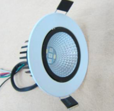 LCL RGB+W RECESSED LED - CEILING - 5W