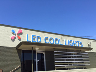 LED Cool Lights has Moved!