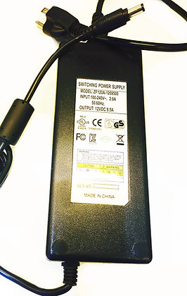 12V/9.5AMP POWER SUPPLY (114W)