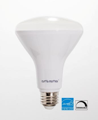 LED BR20 - 2700K 7W - CURTIS MATHES