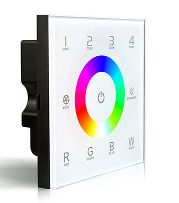 SINGLE ZONE - DX4 WIRELESS TOUCH PANEL CONTROL