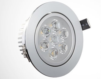 "AR110 RECESSED LIGHT (4.3"" - 7W)"