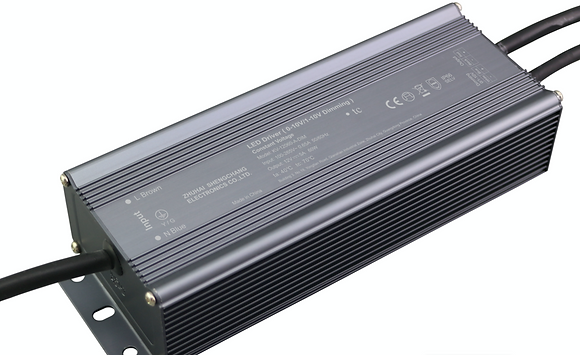 60W 0/1-10V CONSTANT VOLTAGE DIMMABLE DRIVER