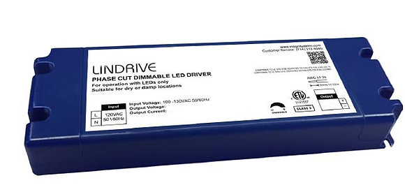 12V/20W DIMMABLE LED DRIVER
