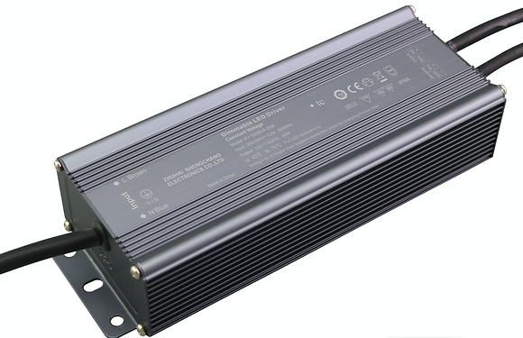 80W 0/1-10V CONSTANT VOLTAGE DIMMABLE DRIVER