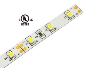 65FT (20M) 3528 - 60 LED/M - 1.6W/FT