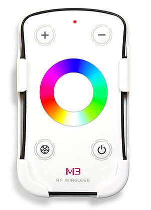 RGB LED M3 MINI CONTROLLER WITH REMOTE