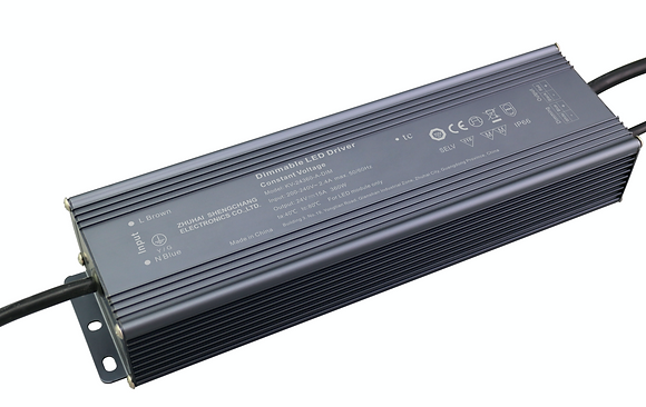300W 0/1-10V CONSTANT VOLTAGE DIMMABLE DRIVER