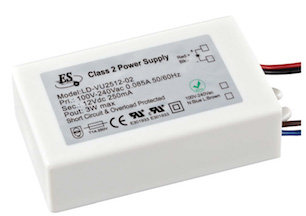 IP65 - 3W CONSTANT VOLTAGE LED DRIVER