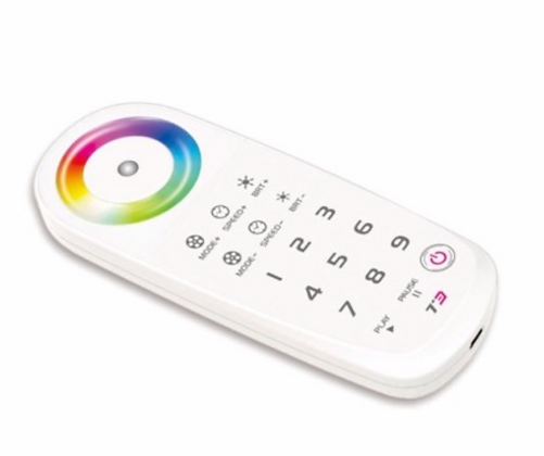 LTECH T4 REMOTE RF TOUCH - RGB+W