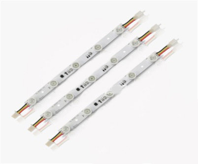 """LED MODULE WITH LENS - 14"""""""