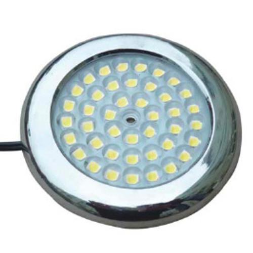 led flat surface mount 3w puck light 24v single light