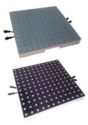 LED DANCE FLOOR - INTERACTIVE DANCE FLOOR TILES