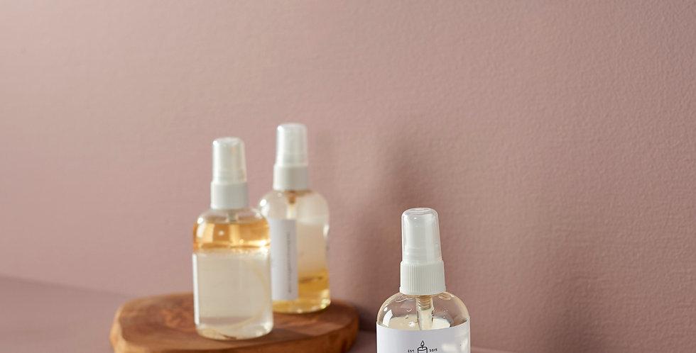 Vanilla Chestnut Room + Linen Spray