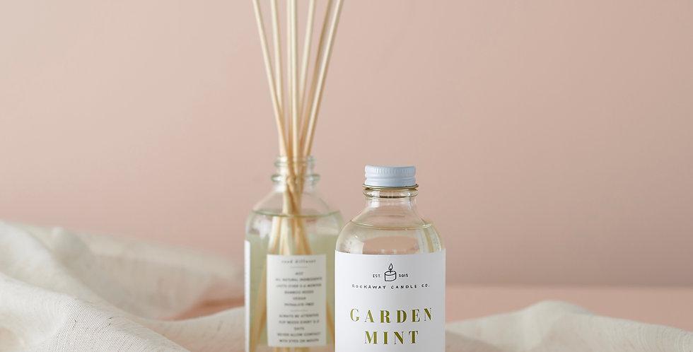 Garden Mint Reed Diffuser