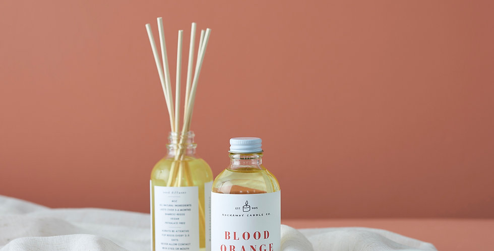 Blood Orange Reed Diffuser